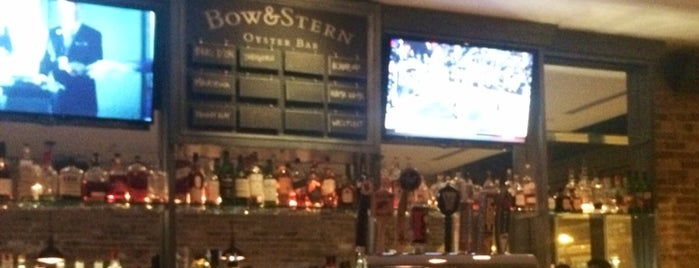 Bow & Stern Oyster Bar is one of Chicago.