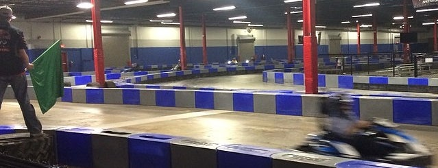 Music City Indoor Karting is one of Nashville.
