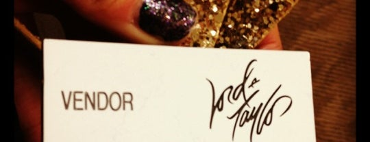 Lord & Taylor is one of Lugares favoritos de Ashley.