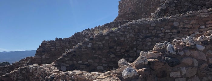 Tuzigoot National Monument is one of Posti che sono piaciuti a T2TheLee.