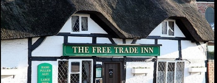 Free Trade Inn is one of Posti che sono piaciuti a Carl.