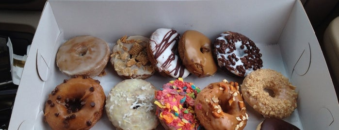 Sugar Shack Donuts is one of A Weekend Away in Richmond.