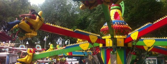 Feria Parque de los Venados is one of Posti che sono piaciuti a MeLi.