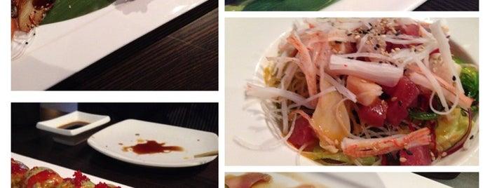 Mizu Japanese Steakhouse is one of Yunus'un Beğendiği Mekanlar.