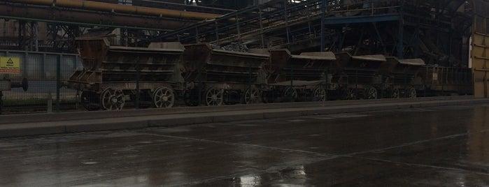 Kardemir Karabük Demir Çelik Sanayi ve Ticaret A.Ş. is one of Gül'un Kaydettiği Mekanlar.
