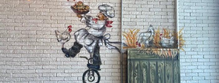 Bakery Portal is one of Queen'in Kaydettiği Mekanlar.