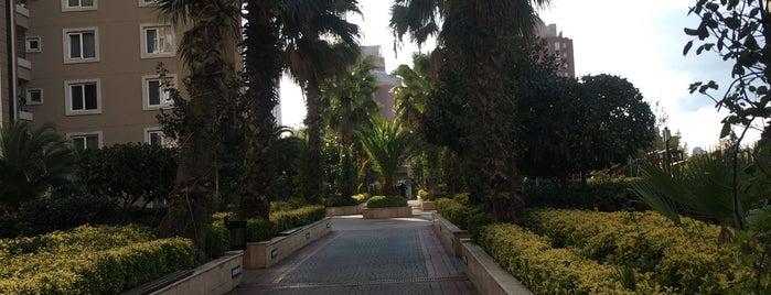 Uphill Court is one of Atasehir'de yaşam.
