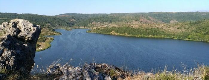 язовир Пчелина (Лобош) (Pchelina dam) is one of Bulgaria.