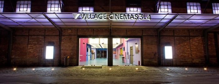 Village Cinemas is one of Locais curtidos por Chara.