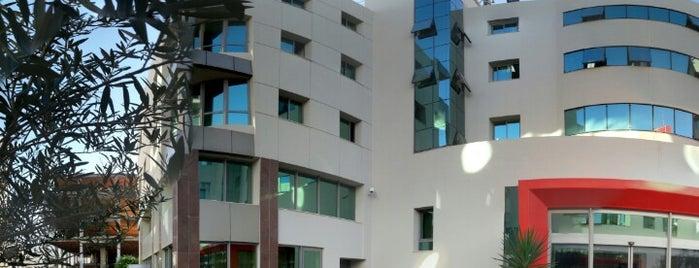 Ooredoo Headquarter is one of Sièges Ooredoo Tunisie.