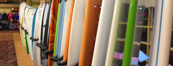 Cocoa Beach Surf Company is one of Cocoa Beach FL Trip @kurtwvs.