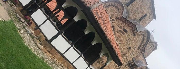 Manastir Poganovo is one of Locais curtidos por Dragana.