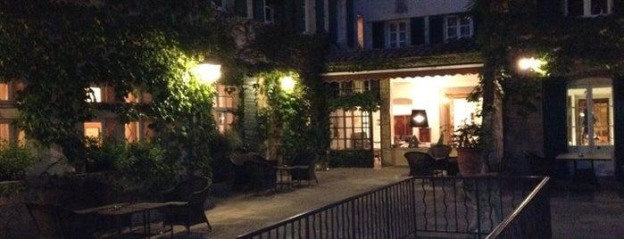 Le Prieuré Restaurant is one of Gard adresses.