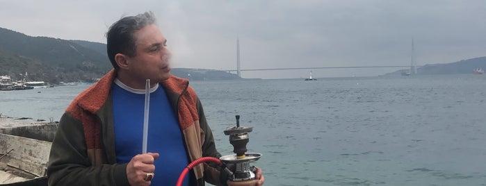 Virane Palas - Ali Dayı is one of Istanbul.