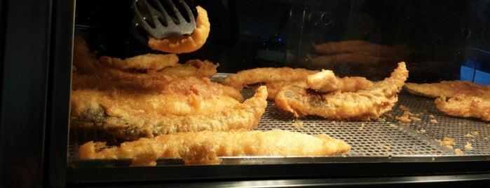 Marino Fish Bar is one of Chrisさんの保存済みスポット.