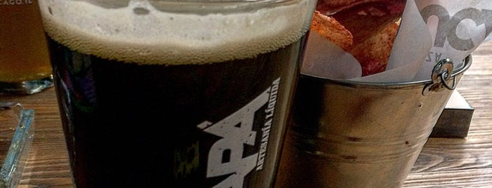 La Aduana Mx is one of Cerveza Artesanal.