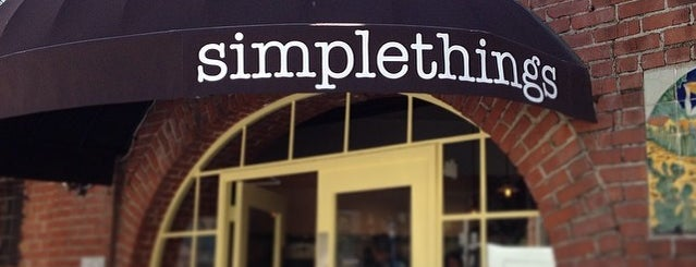 Simplethings is one of Places near work.