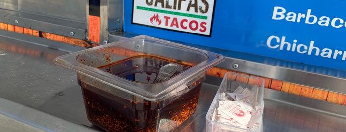 El Califas Tacos is one of Posti che sono piaciuti a Alden.
