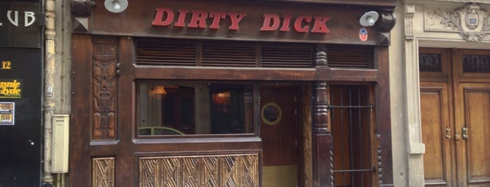 Dirty Dick is one of BARS COOLS PARIS.