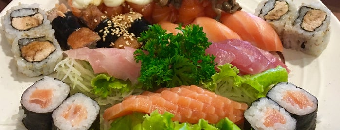 Japa Sushi is one of 2016.