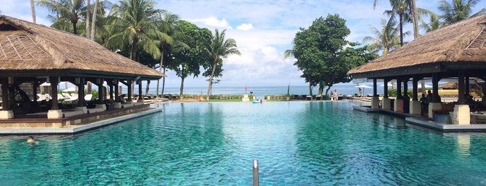 InterContinental Bali Resort is one of Orte, die TERRA gefallen.