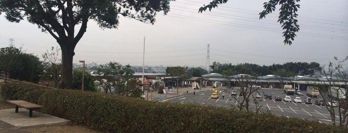 高坂SA (下り) is one of Orte, die TERRA gefallen.