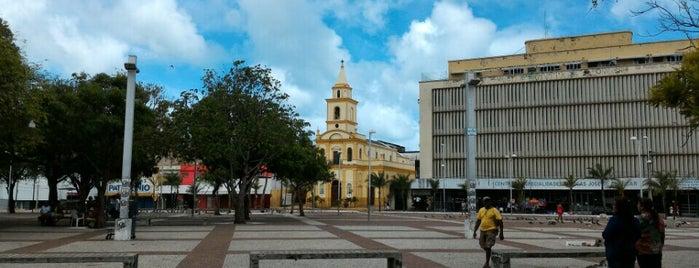 Igreja Nossa Senhora do Patrocínio is one of Lugares guardados de Arquidiocese de Fortaleza.