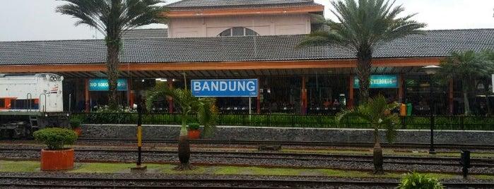 Stasiun Bandung is one of Salli : понравившиеся места.