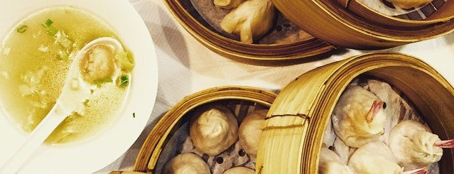 Dumplings' Legend is one of China in London.