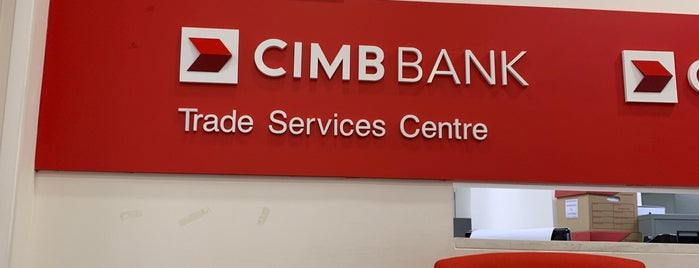 CIMB Bank Plaza Azalea is one of Locais curtidos por Rahmat.