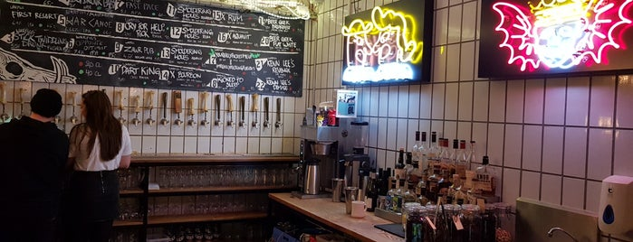 Warpigs Brewpub is one of Copenhagen 2018.