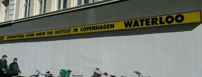 Waterloo is one of Copenaghen Denmark.
