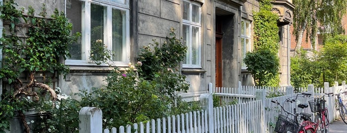 Frederiksberg is one of Denmark 🇩🇰.