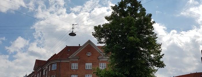 Liva Weels Plads is one of Plaza-sightseeing i København.
