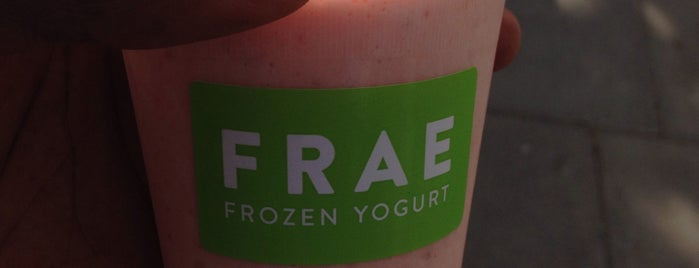 Frae is one of London.