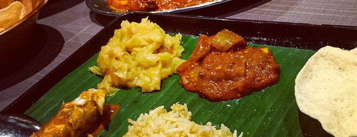 Muthu's Curry is one of Singapore.