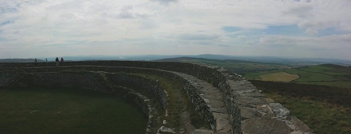 Grianan of Aileach (Grianán Ailigh) is one of To-visit in Ireland.