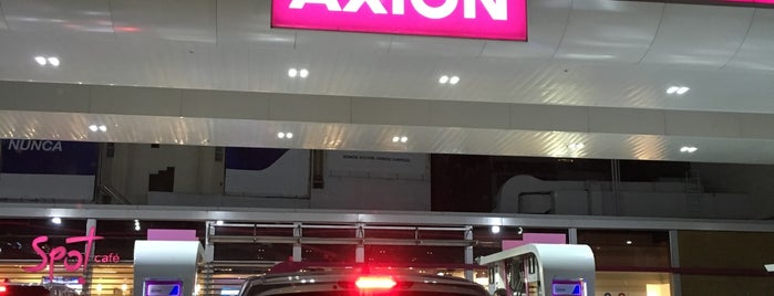 AXION energy is one of Orte, die Maru gefallen.