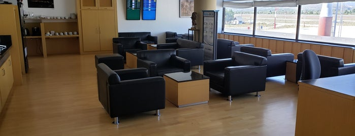VIP Lounge - Priority Pass is one of Lugares favoritos de Denis.