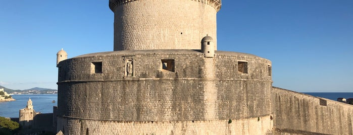 Fort Bokar is one of Dubrovnik.
