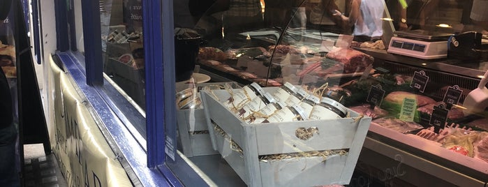 Porterford Butchers is one of to do in London.