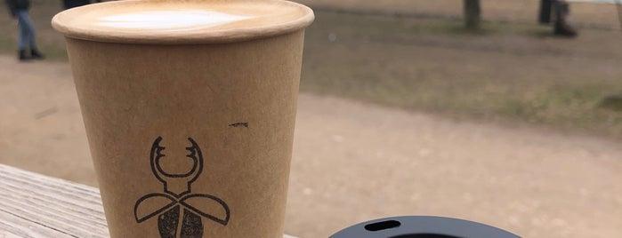 The Rusty Coffee Box is one of Budapest, en igy szeretlek.