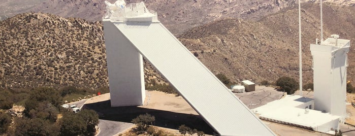 Kitt Peak National Observatory is one of ARIZONA.