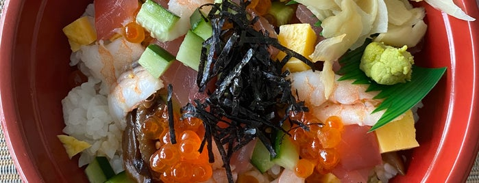 Hawaii Sushi is one of Honolulu.