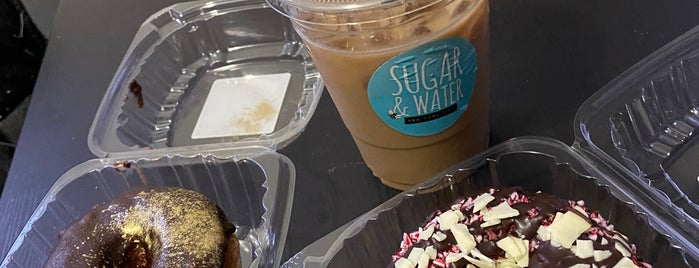 Sugar & Water is one of New York.
