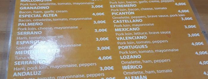 Cafetería Altea is one of todo.cordoba_es.