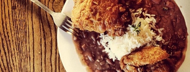 Willie Mae's Scotch House is one of New Orleans.