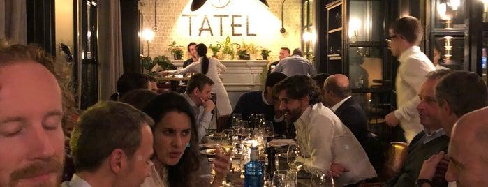 Tatel is one of Madrid.