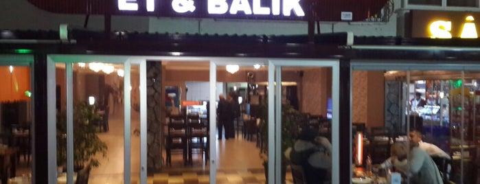 Bizim Yer Et Balık is one of Gastro Meyhaneler 1.
