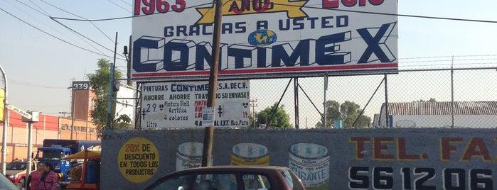 Pinturas Contimex is one of Jennice'nin Beğendiği Mekanlar.